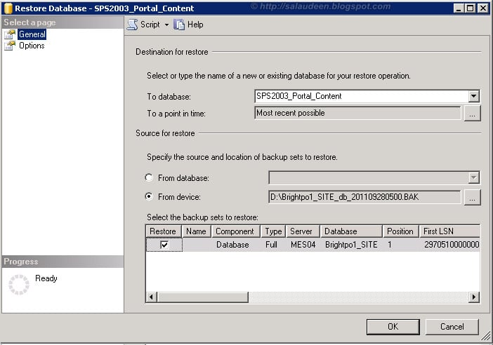 migrate sharepoint 2003 site to sharepoint 2007