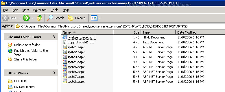 sharepoint 2007 quick launch missing