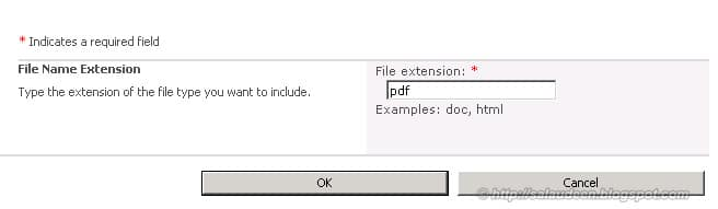 pdf search sharepoint 2010
