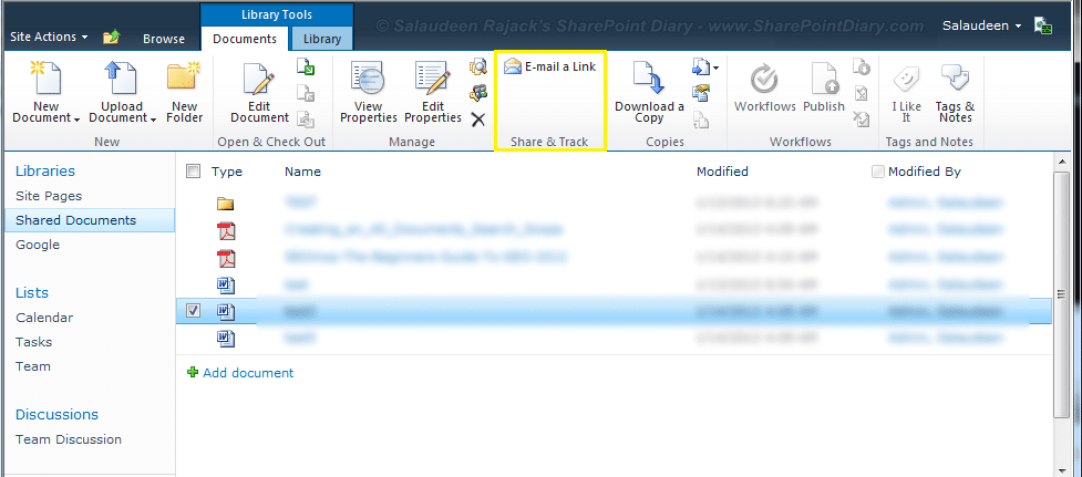disable sharepoint alerts