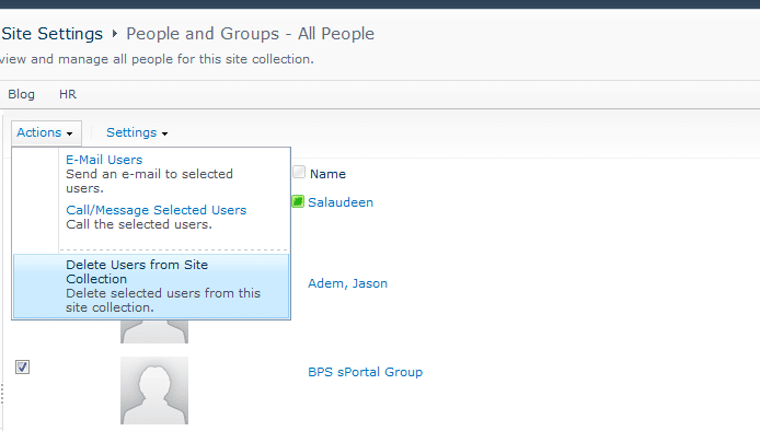 People Picker Showing Deleted User Accounts