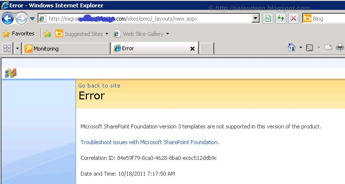 Migrating List Templates from MOSS 2007 to SharePoint 2010