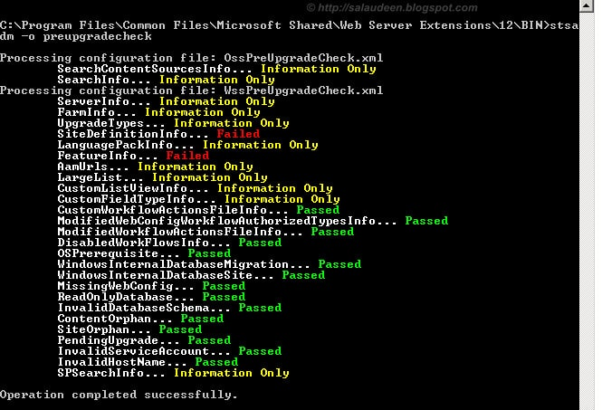 moss 2007 to sharepoint 2010 migration 1