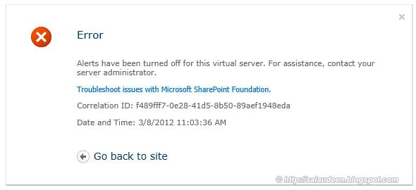 sharepoint 2010 alert me missing from ribbon
