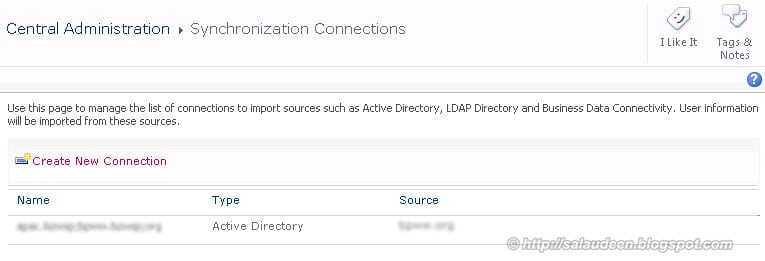 how to configure user profile synchronization sharepoint 2010