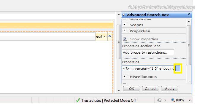 sharepoint 2010 add custom column search
