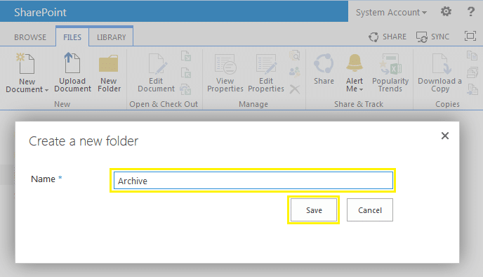how to create folder in sharepoint 2013 programmatically