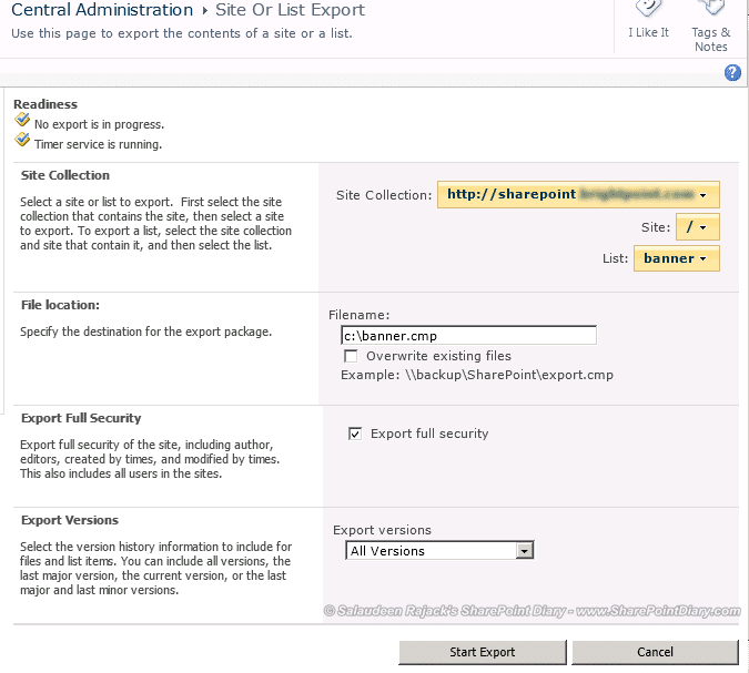 copy sharepoint list another site