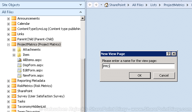 sharepoint secure list view