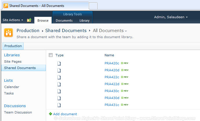 sharepoint icon file types