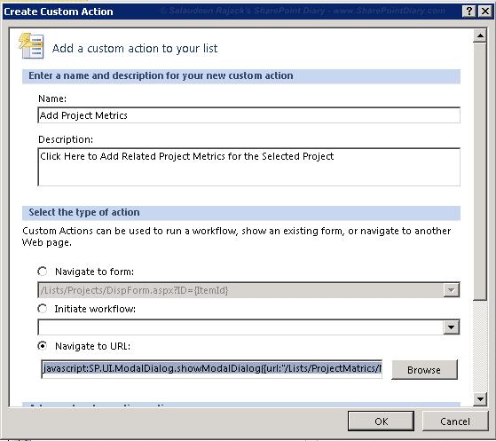sharepoint list newform query string