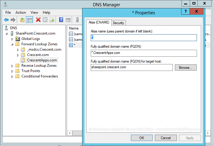 Prepare SharePoint 2013 for Apps