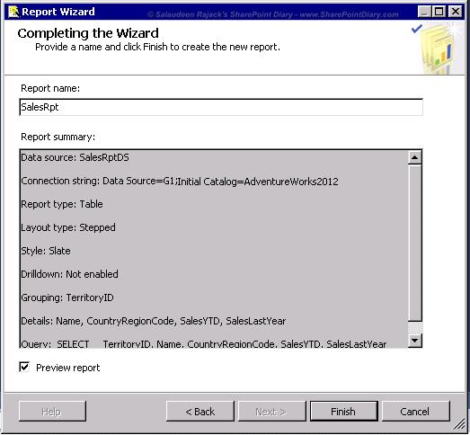 11 complete report
