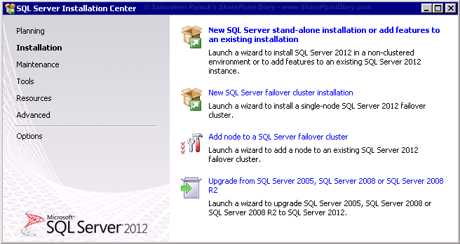 Install SSRS 2012 Features for SharePoint 2013