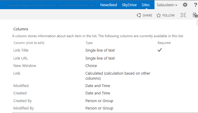 sharepoint 2013 open link in new window