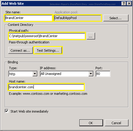 sharepoint 2010 redirect from root to subsite