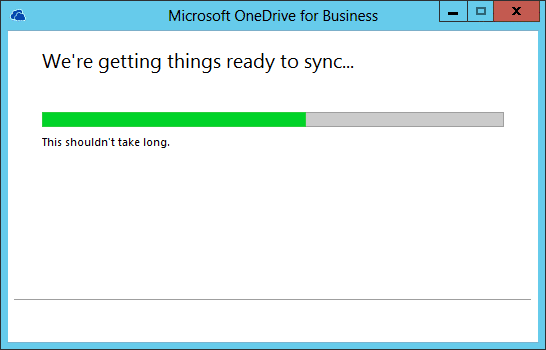sync sharepoint libraries to local disk folder