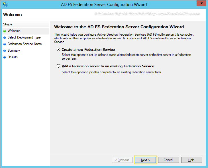 sharepoint adfs authentication