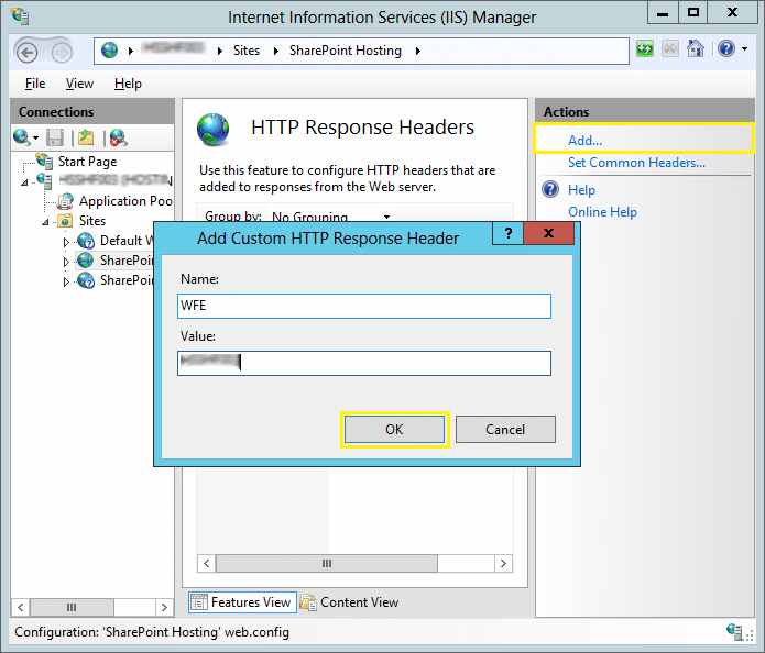 how to determine which web server is serving your request