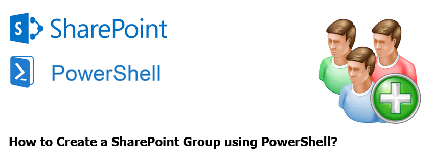 create new sharepoint group powershell
