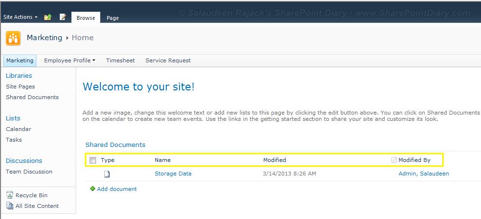 Hide Column Headers in List View Web Parts