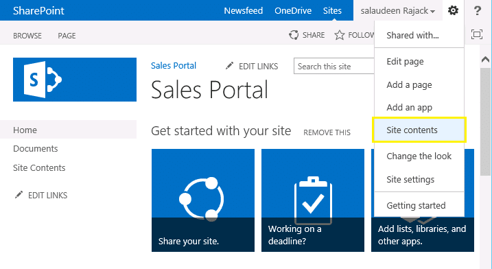restore deleted documents in sharepoint 2013
