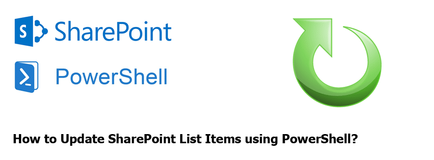 Update List Items in SharePoint using PowerShell