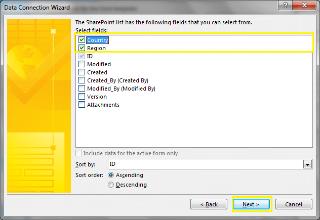 cascading dropdown in sharepoint 2013 infopath
