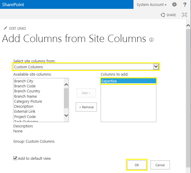 sharepoint 2013 lookup column different site