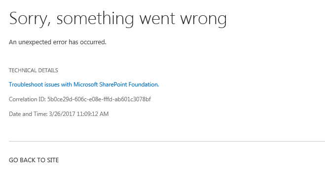 sharepoint site monitor script
