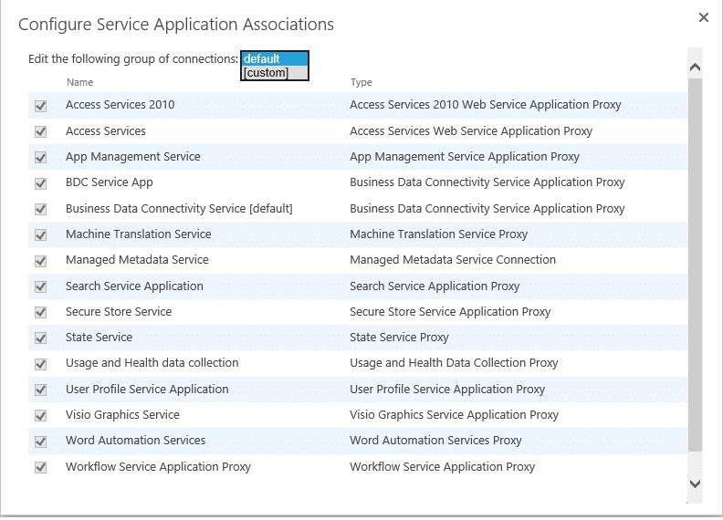 bdc service application sharepoint