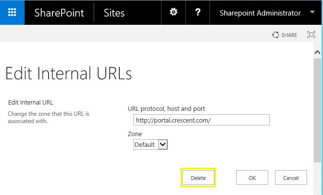 sharepoint redirect relative url