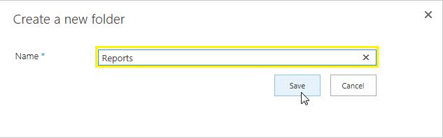 sharepoint online create folder powershell
