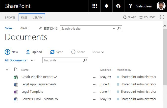 SharePoint Online Set List to Modern Experience