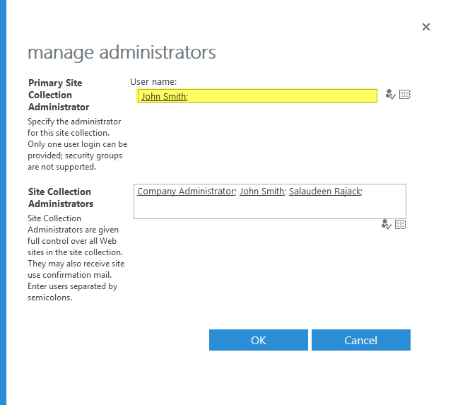 change site owner sharepoint online powershell