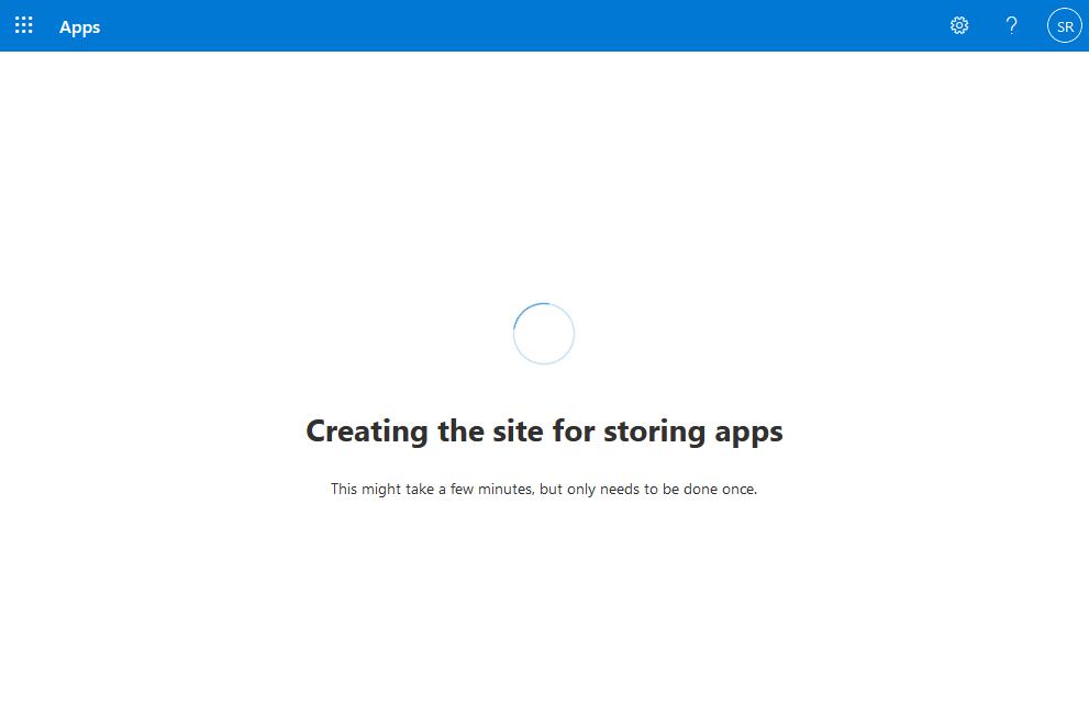 sharepoint online create app catalog site