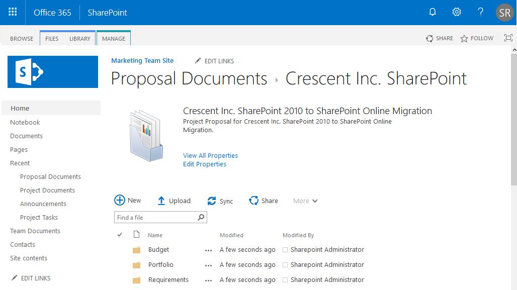 sharepoint online create new document set