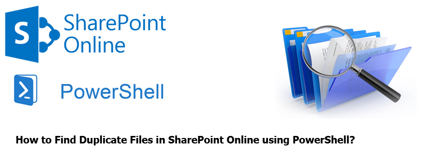 sharepoint online find duplicate files