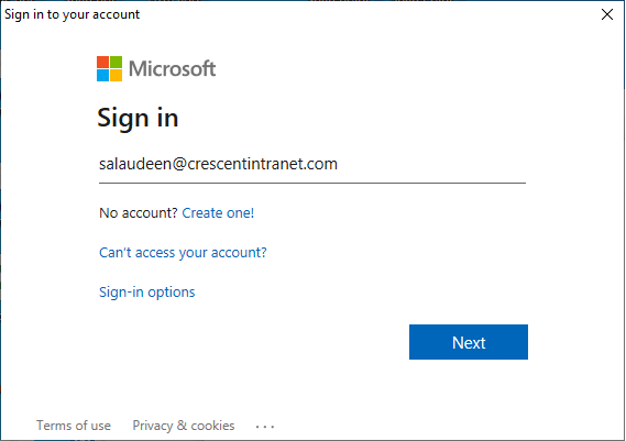 connect to microsoft teams with powershell