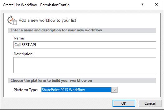 rest api in sharepoint designer workflow