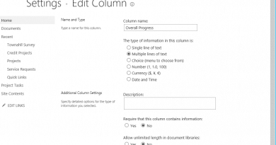 How to Remove a Column from SharePoint List using PowerShell 390x205