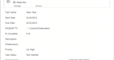 PowerShell to create new task in sharepoint task list 390x205