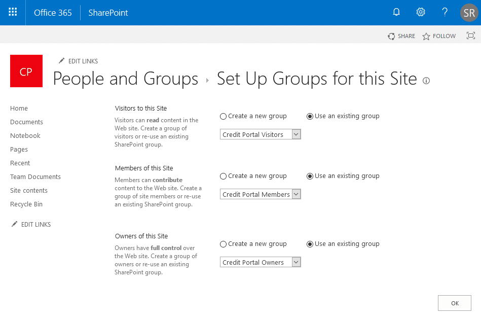 SharePoint Online Create Site Collection from Custom Template