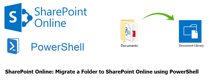 SharePoint Online Migrate a Folder to SharePoint Online using PowerShell