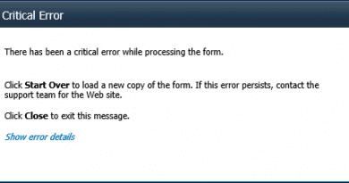 There has been a critical error while processing the form 390x205