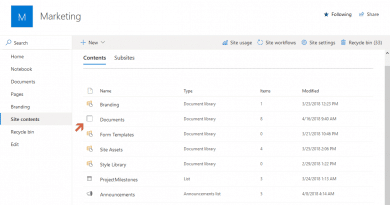change document library icon in sharepoint online 390x205