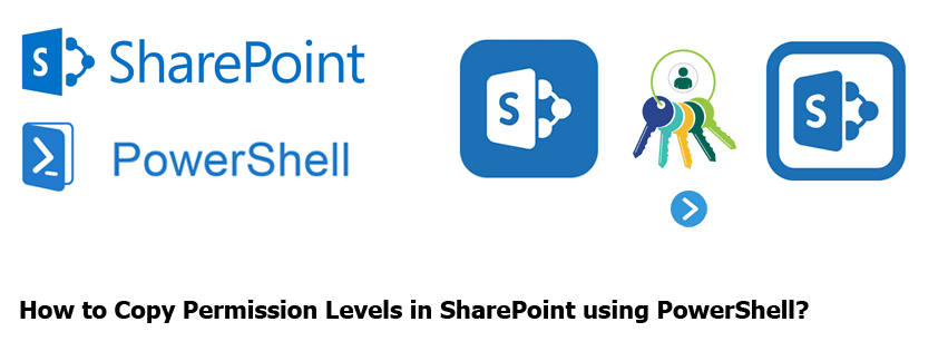 copy permission level in sharepoint using powershell