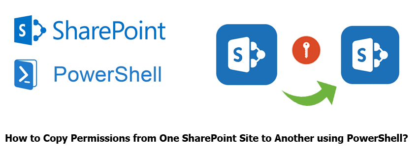 copy permissions from one sharepoint site to another using powershell