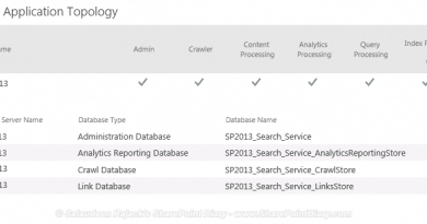create sharepoint 2013 search service application using powershell 390x205