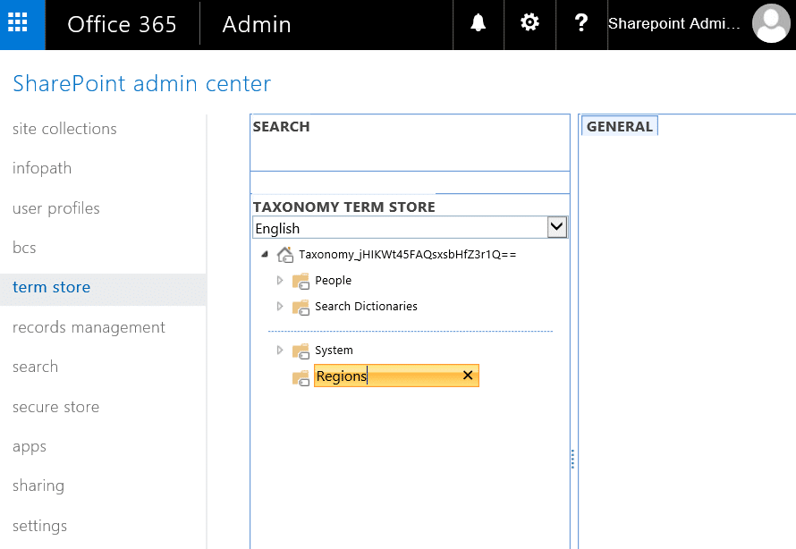 create term group in sharepoint online using powershell